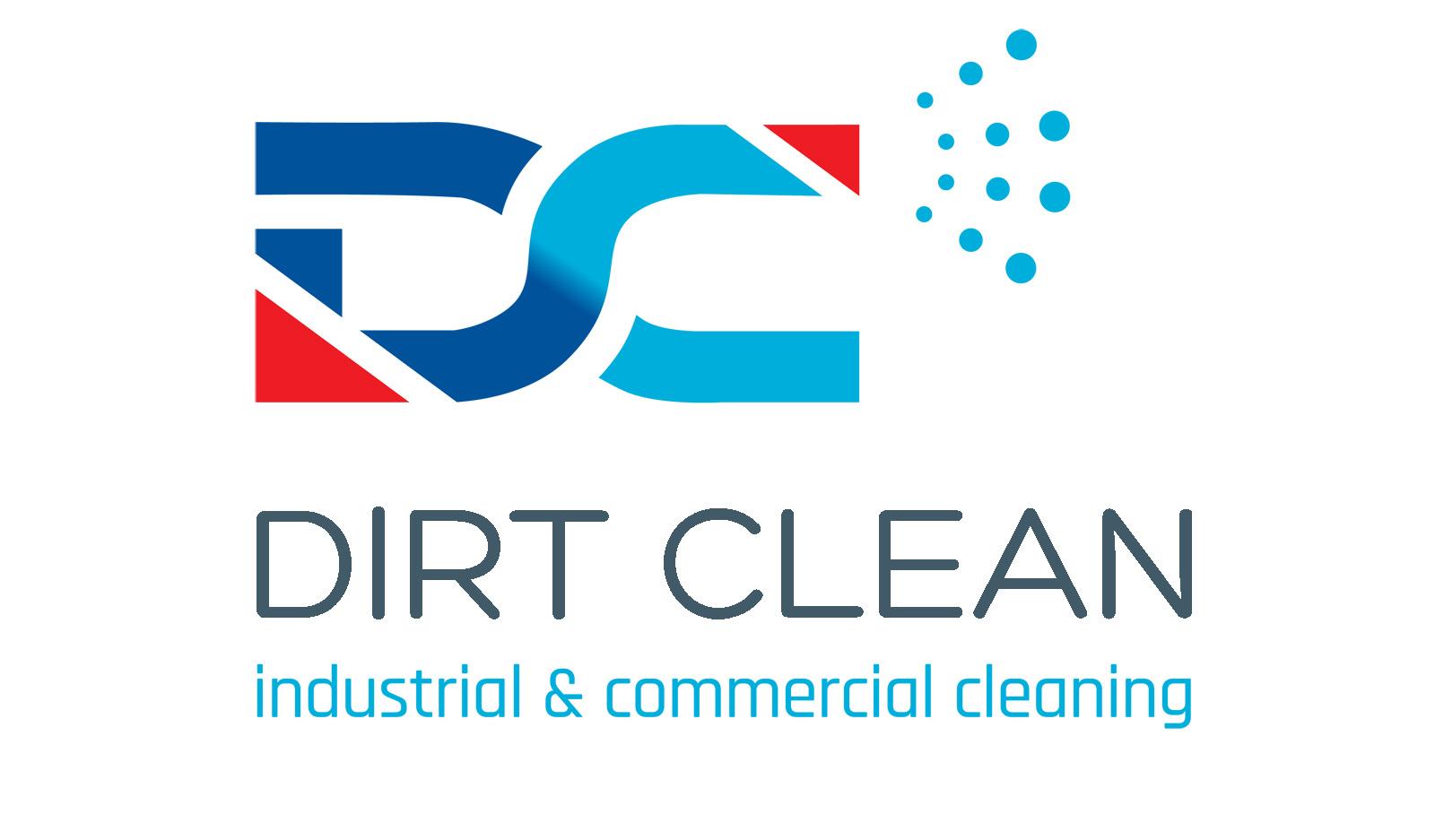 Dirt Clean logo