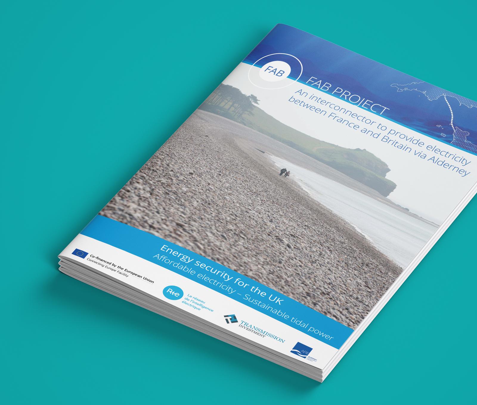 FABlink brochure cover