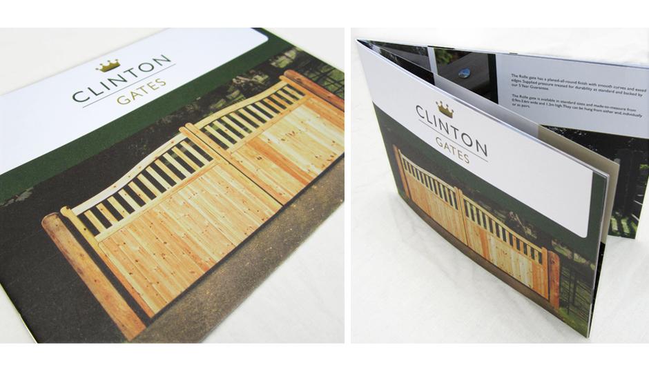 clinton gates brochure