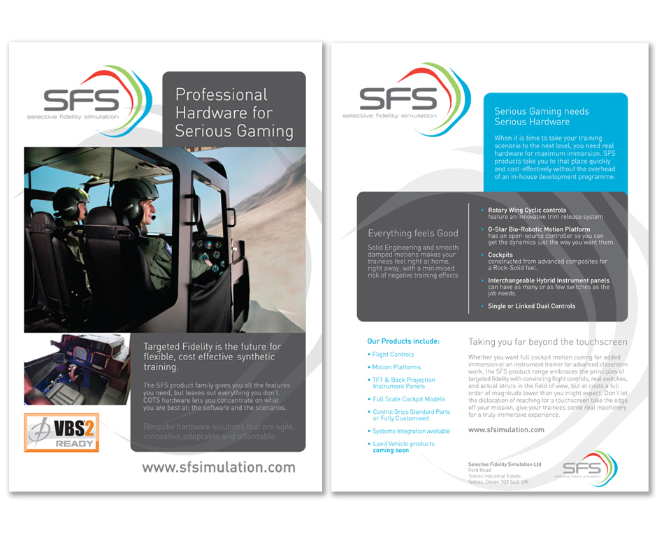 SFS leaflet