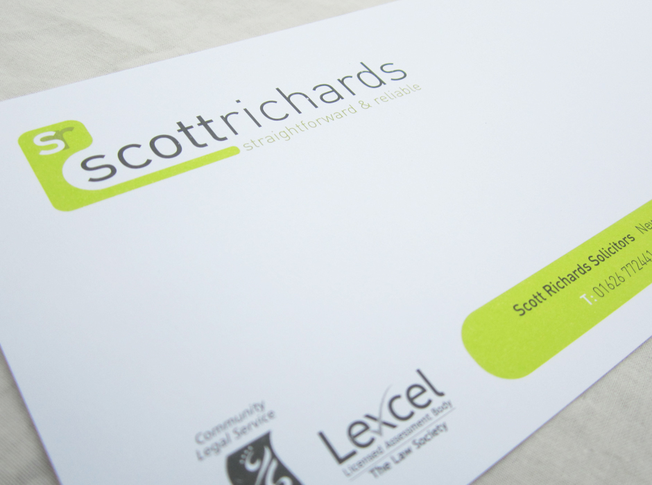 Scott Richards logo