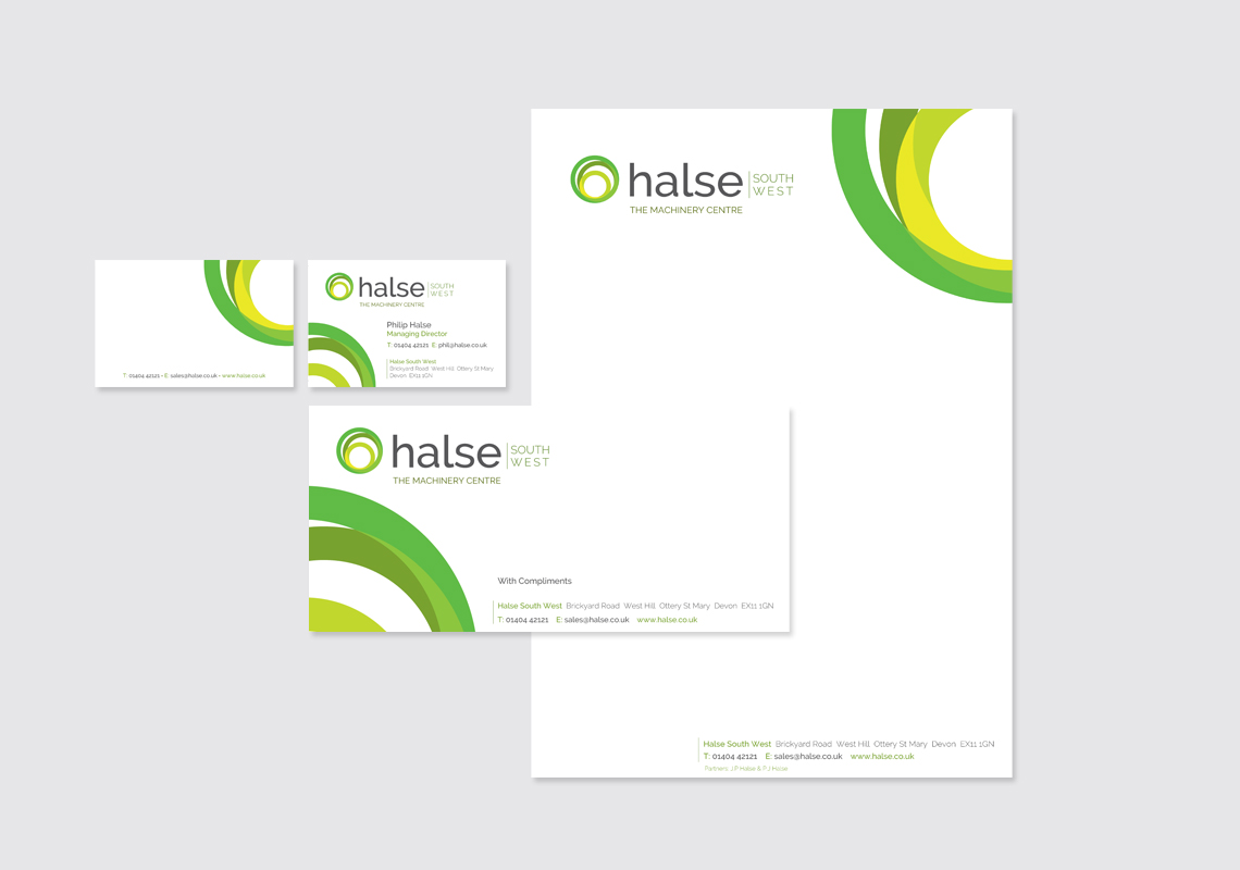 Halse stationery