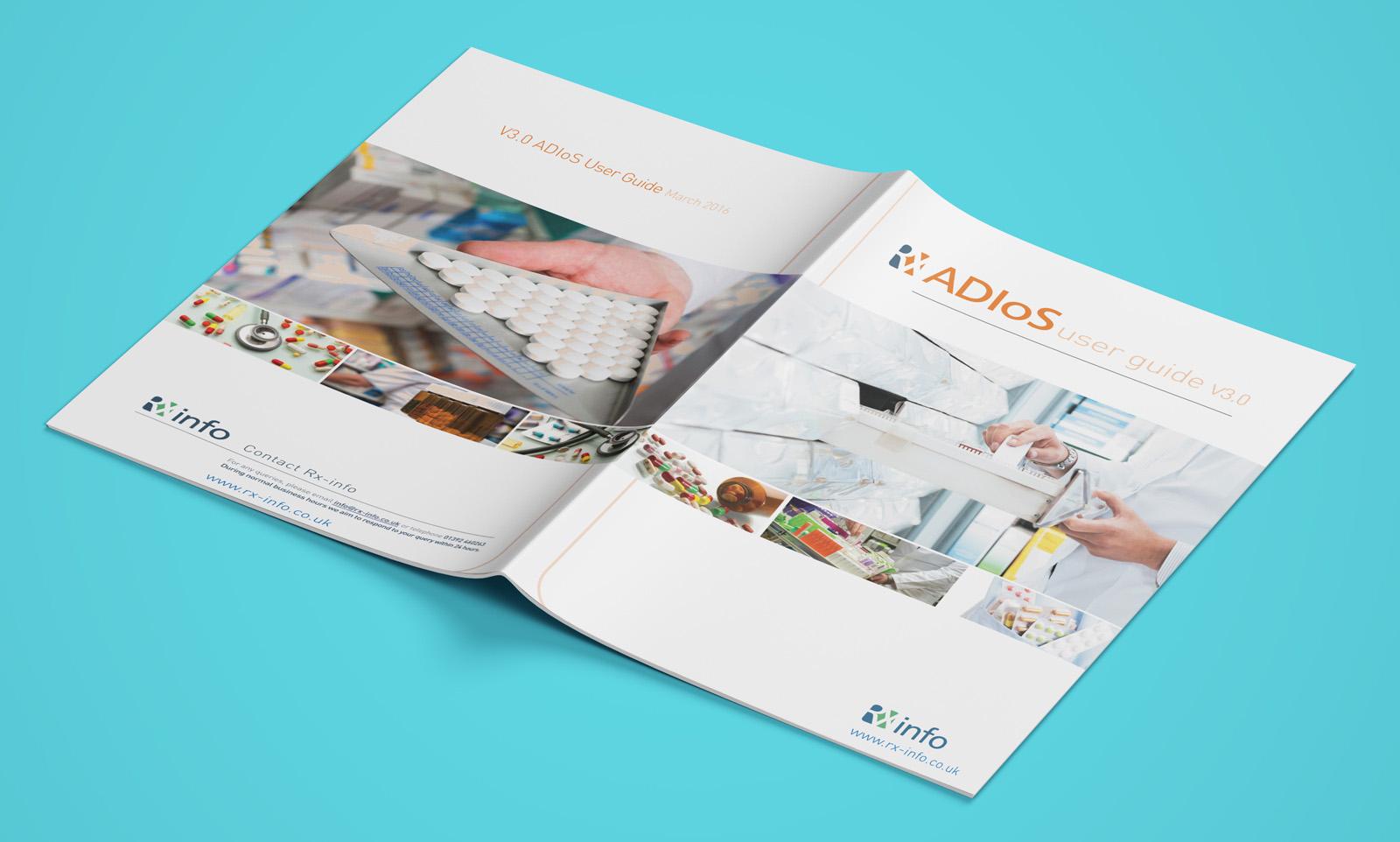 Rx-info brochure spread
